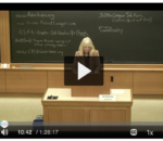 "Harvard Law School Child Advocacy Program Guest Lecture by Deborah Dentler ""Child Welfare: Foster Care System Reform"""